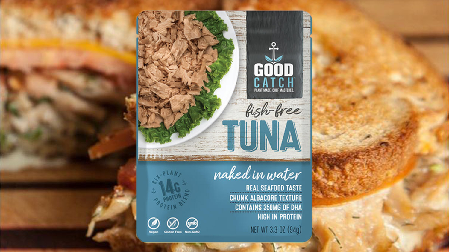 There's No Fish In This Tuna Now at Whole Foods Market