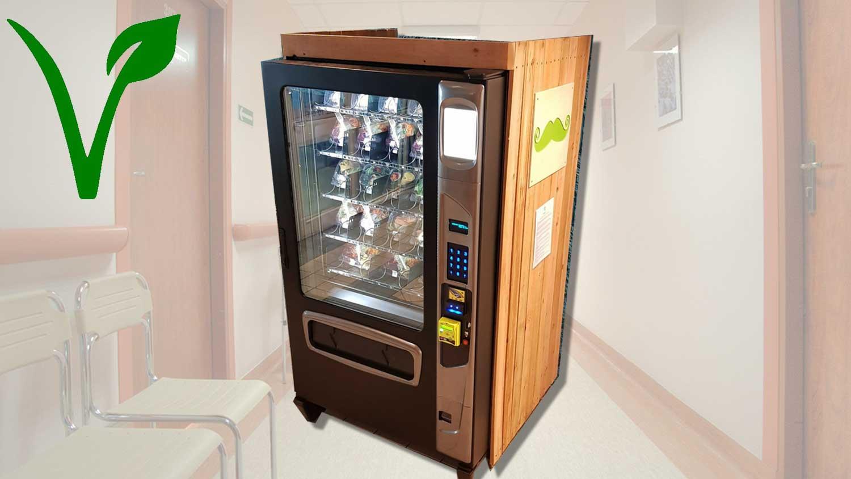 Canada's Hospitals to Get Vegan Vending Machines