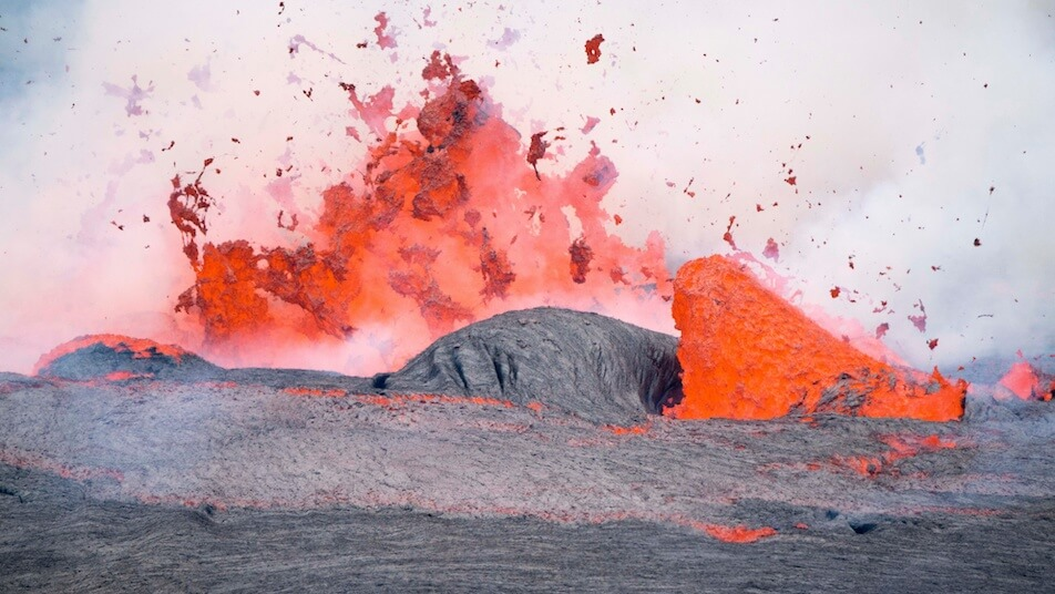 This Volcanic Microorganism Is Literally the Hottest Vegan Food Ever