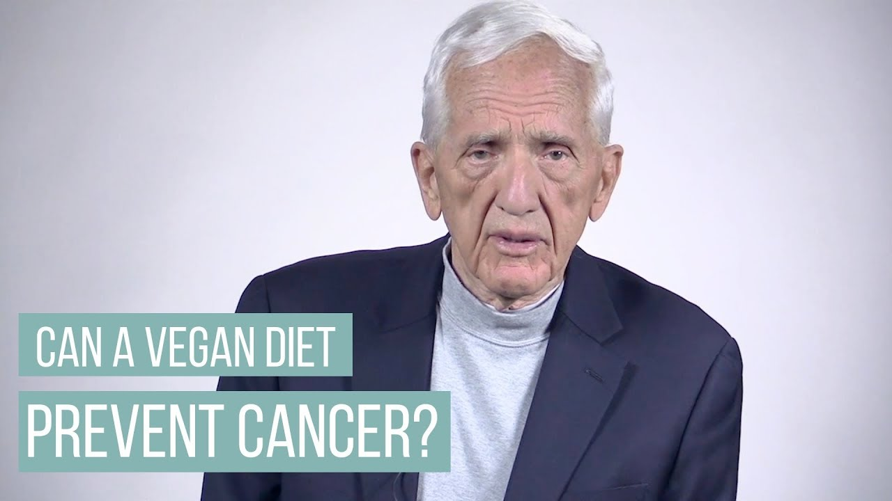"""Can A Vegan Diet PREVENT CANCER? Dr T. Colin Campbell's """"The China Study"""""""