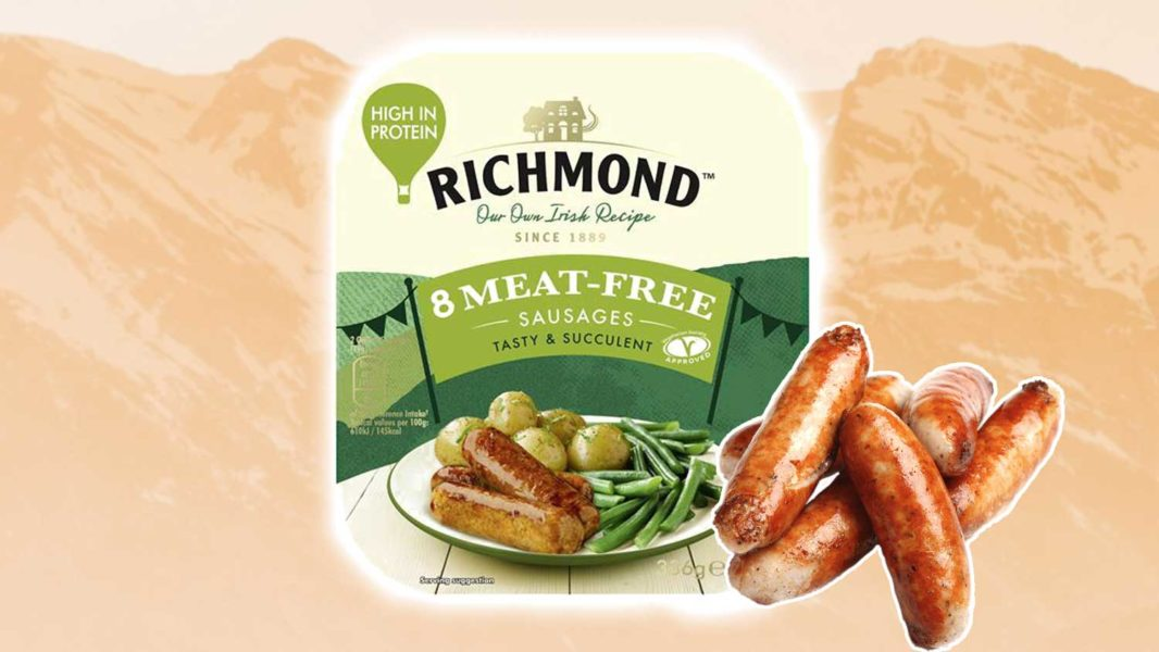 Richmond's Vegan Meat and Sausages Launch Nationwide