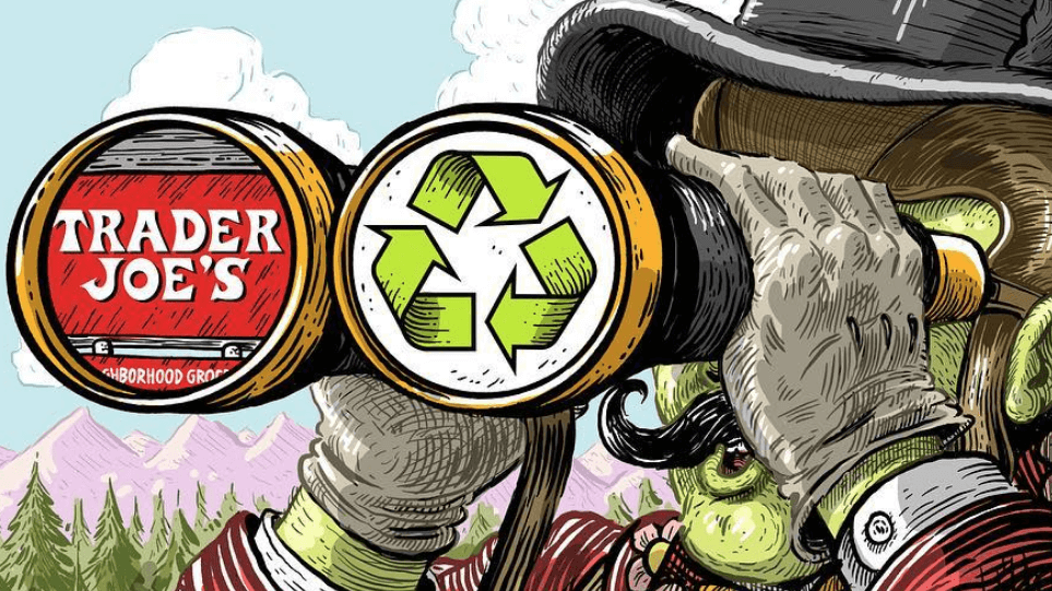 Trader Joe's to Phase Out Excess Plastic
