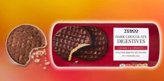 PSA: Vegan Chocolate Digestives Are a Thing