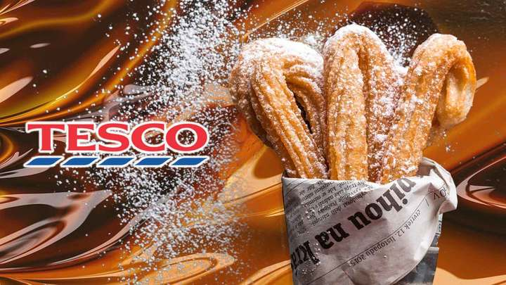 Tesco's Chocolate Filled Churros Are Secretly Vegan