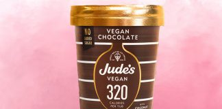 This Chocolatey Dairy-Free Ice Cream Only Has 320 Calories