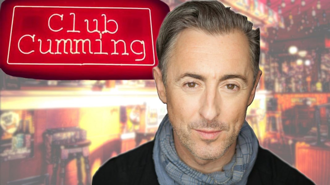 Alan Cumming's Bar Will Only Serve You If You're Kind