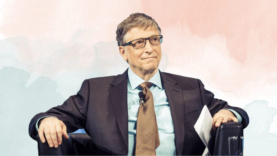This Is How Bill Gates Is Making the World Vegan