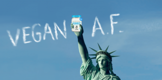 NYC Is Going 'Vegan AF' Thanks to New Campaign