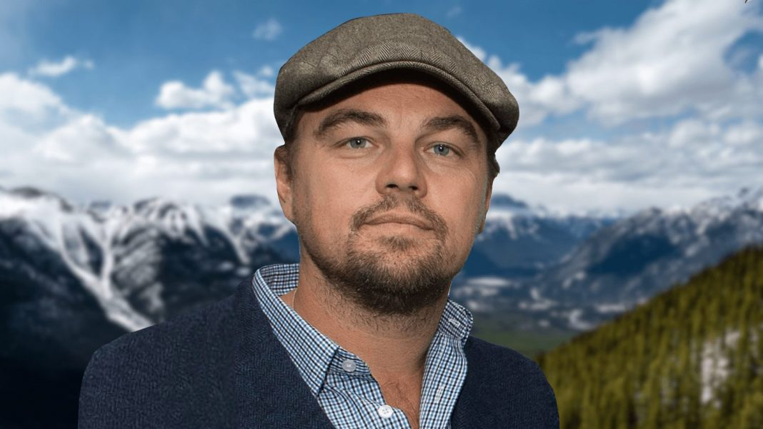 This Is How Leonardo DiCaprio Is Saving the Planet