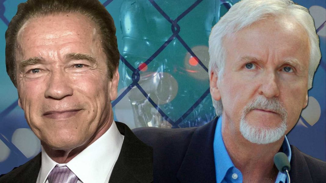 Are Schwarzenegger and Cameron Making a Vegan 'Terminator'?