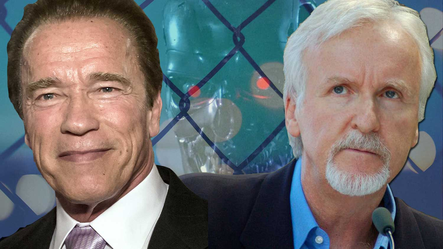 Are Schwarzenegger and Cameron Making a Vegan 'Terminator 6'?