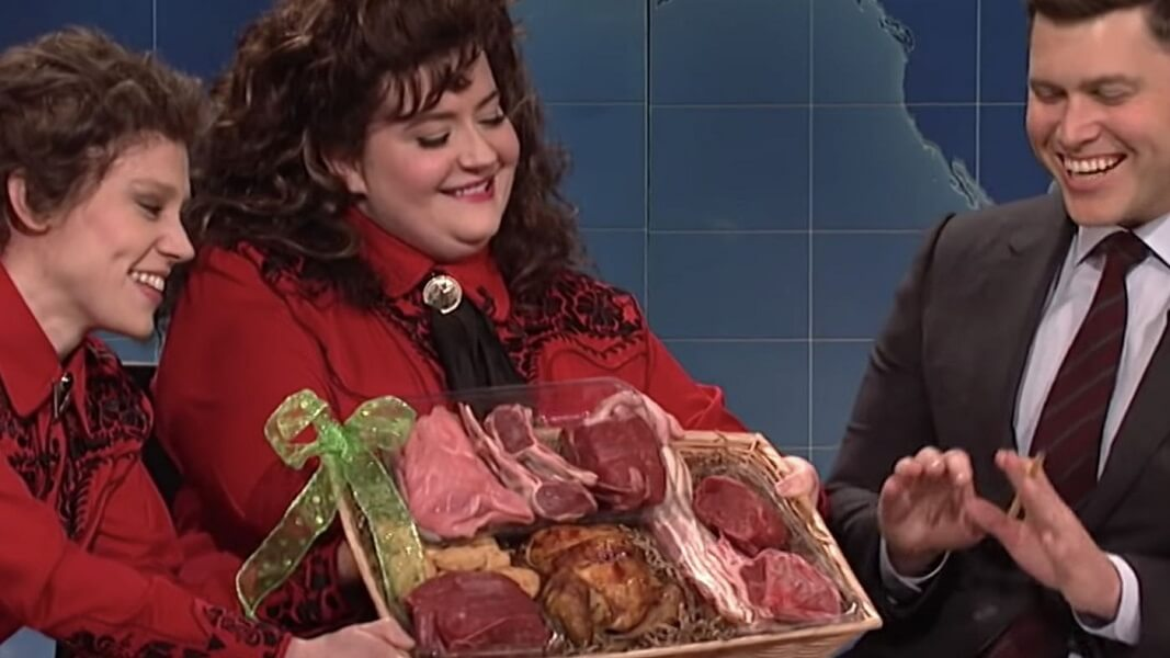 This SNL Skit Will Make You Cringe At Meat Forever