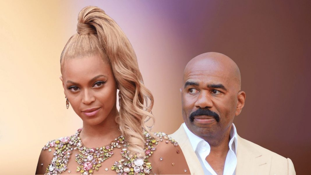 Steve Harvey Is Now Vegan (and Healthy) Because of Beyoncé