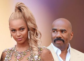 Steve Harvey Is Now Vegan (and Healthy) Because of Beyoncé