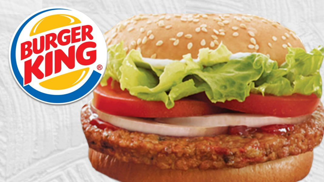 Burger King Now The Largest Fast Food Chain To Serve Vegan