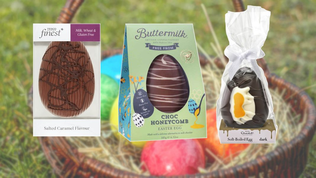 The Complete Guide To Vegan Easter Eggs Livekindly