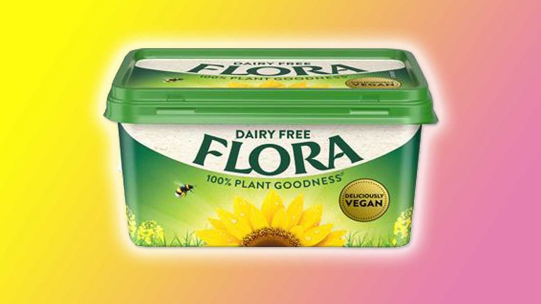 Flora Margarine Goes Vegan for Health