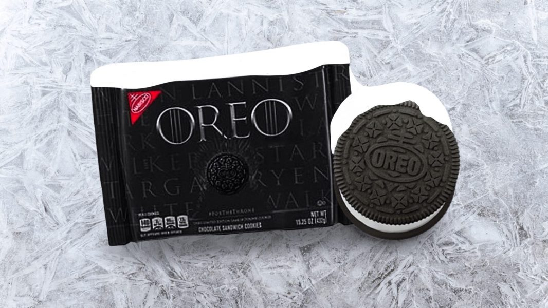 Vegan GoT Oreos Will Comfort You Through the Final Season