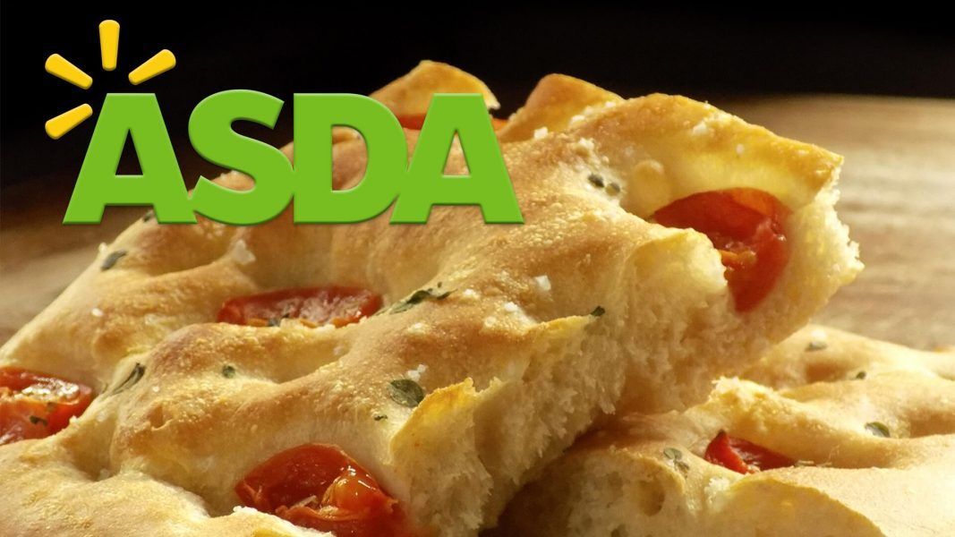Asda Just Launched Vegan Cheese and Onion Focaccia