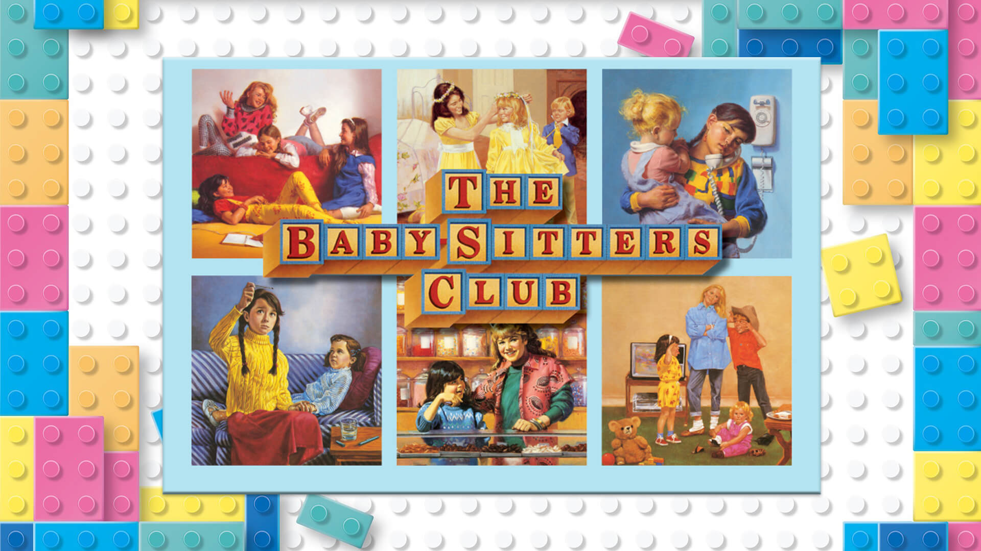 The 'Baby-Sitters Club' Is Returning With a Vegan Twist