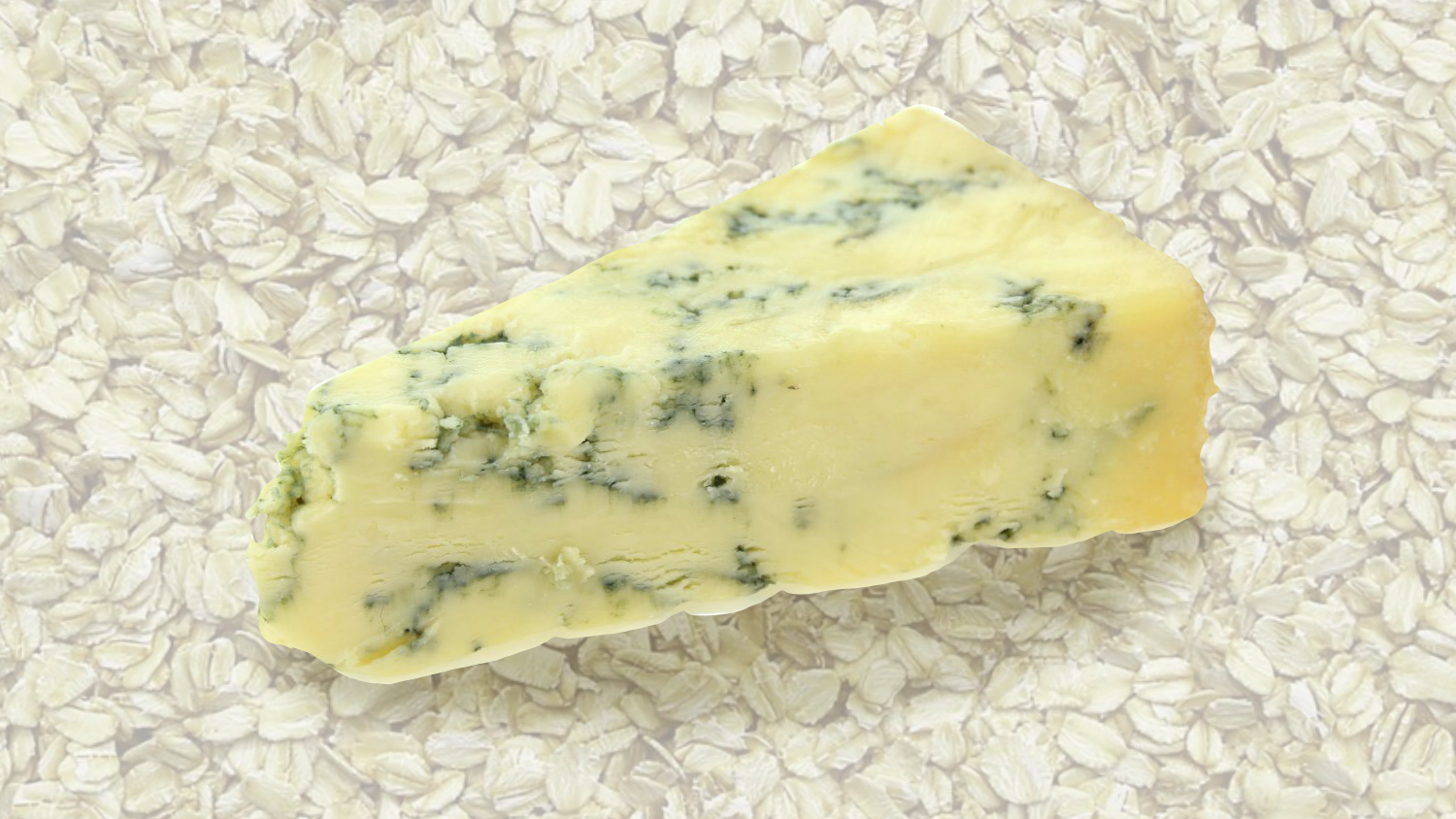 This Vegan Blue Cheese Is Made From Fermented Oats