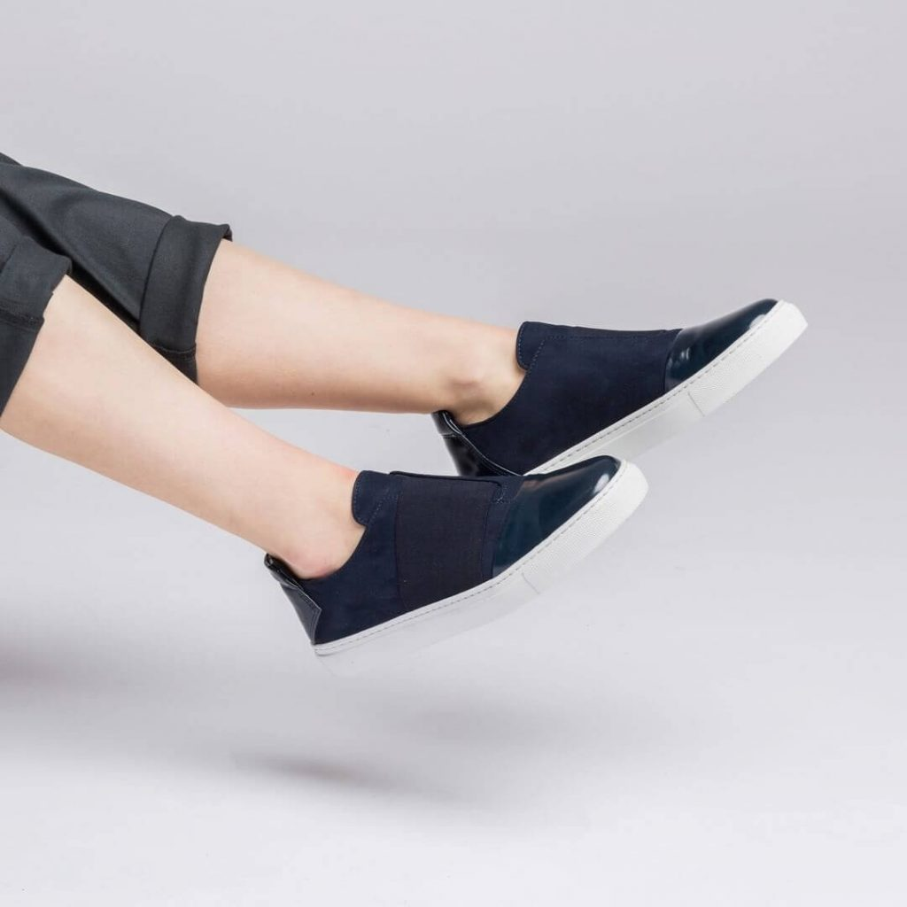 Bourgeois Boheme create vegan shoes for day-to-day wear