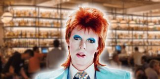 There's Now a Vegan David Bowie-Themed Bar In Seattle
