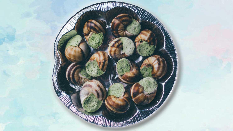 A French Restaurant In Jersey Just Veganized Escargot