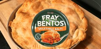 140-Year-Old Fray Bentos Launches First-Ever Vegan Pie