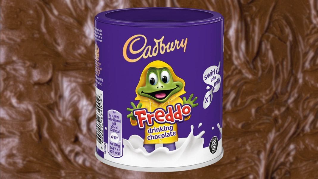 Cadburys Freddo Drinking Chocolate Is Vegan Livekindly