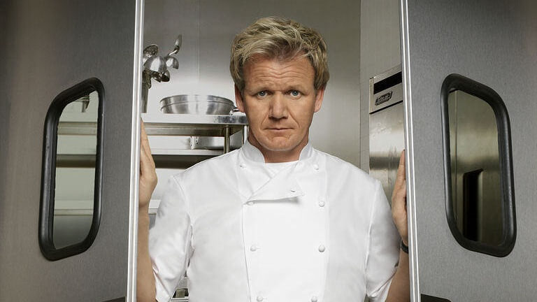 Gordon Ramsay's Advice to Chefs: Adapt to Veganism