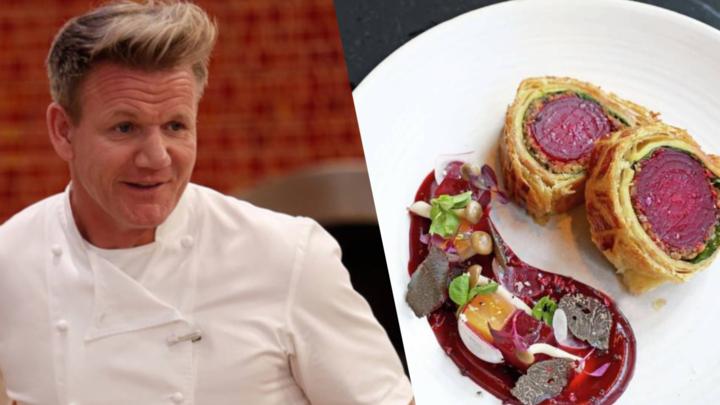Gordon Ramsay Is Leading Britain in a Vegan 'Roast Revolution'
