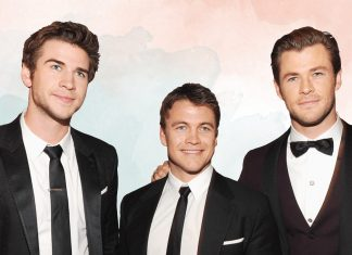 Luke Hemsworth's New Film Set Was As Vegan As His Brothers