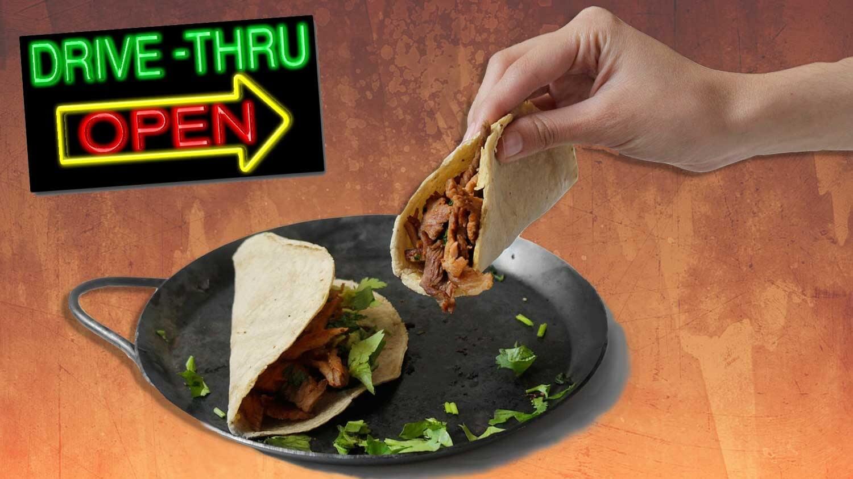 The Guac's No Gamble at New Vegas Vegan Taco Drive-Thru