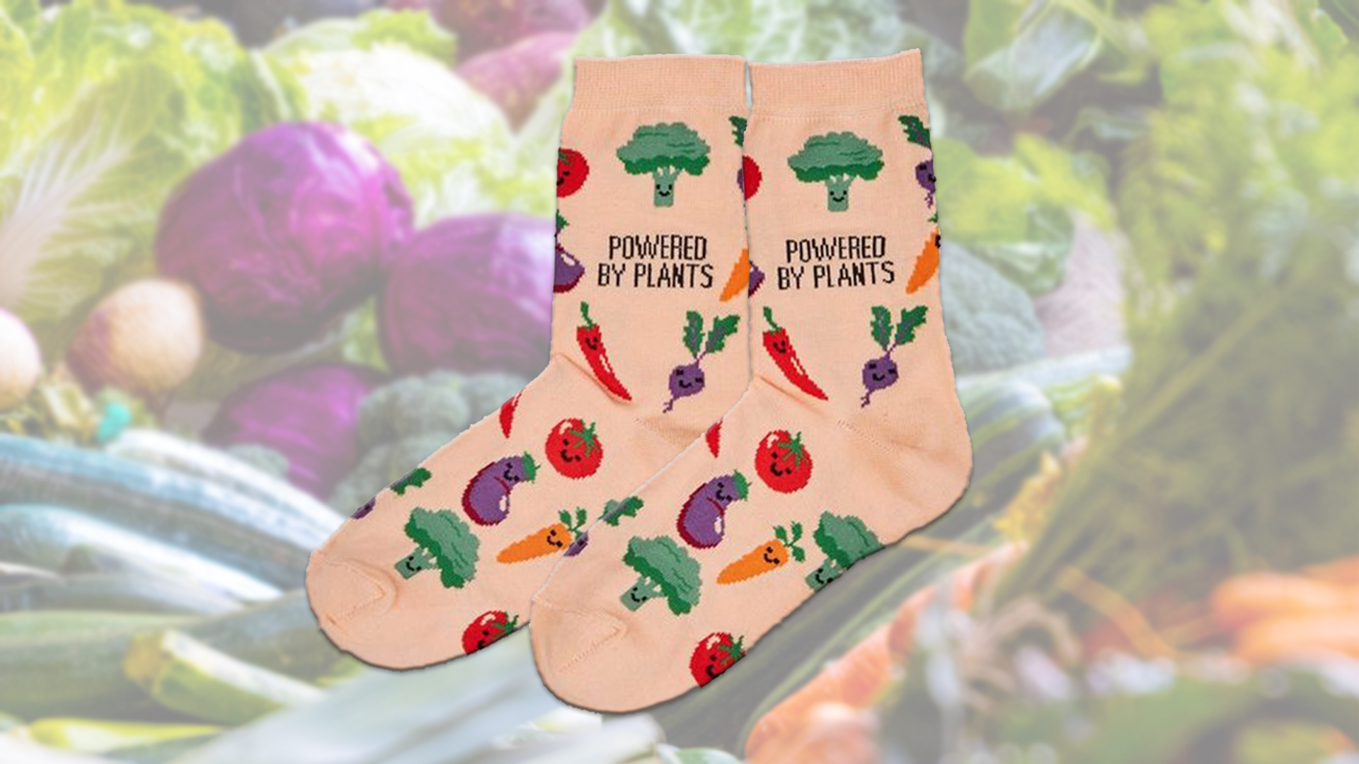 New Look Offers Socks for Vegan Feet