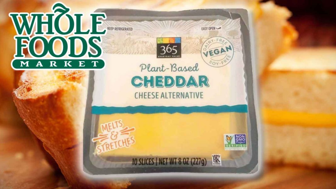 Whole Foods New Vegan Slices Are Made for Grilled Cheese