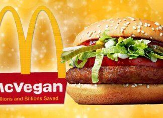McDonald's to Launch New Vegan Options in Australia