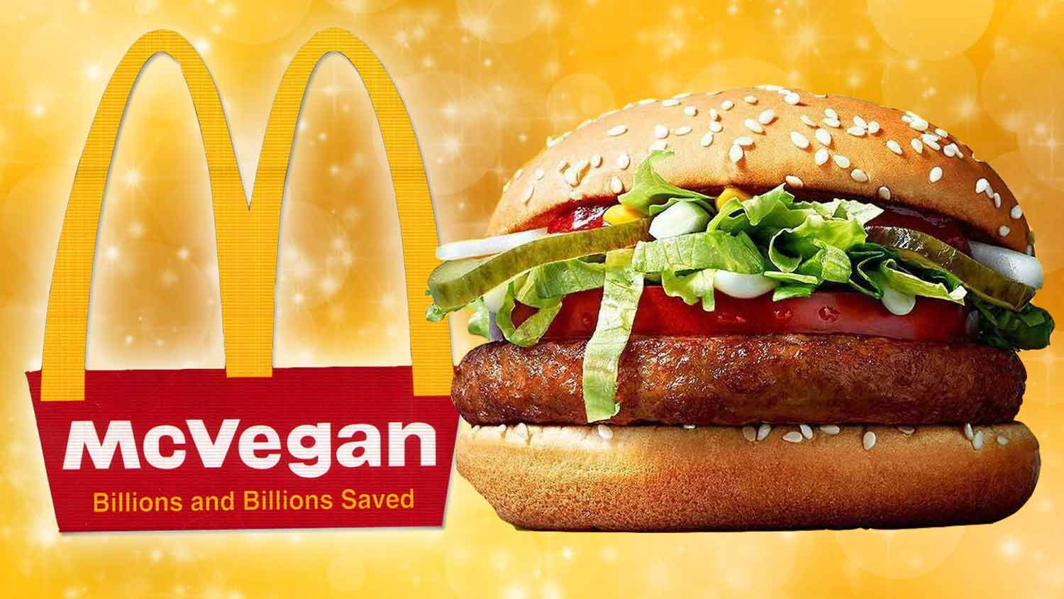 Mcdonalds To Launch New Vegan Options In Australia Livekindly