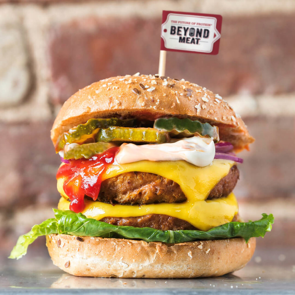Beyond Meat Will Make Vegan Protein Cheaper Than Animals