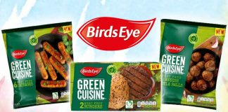 Birds Eye Sells Meat Made From Plants Now