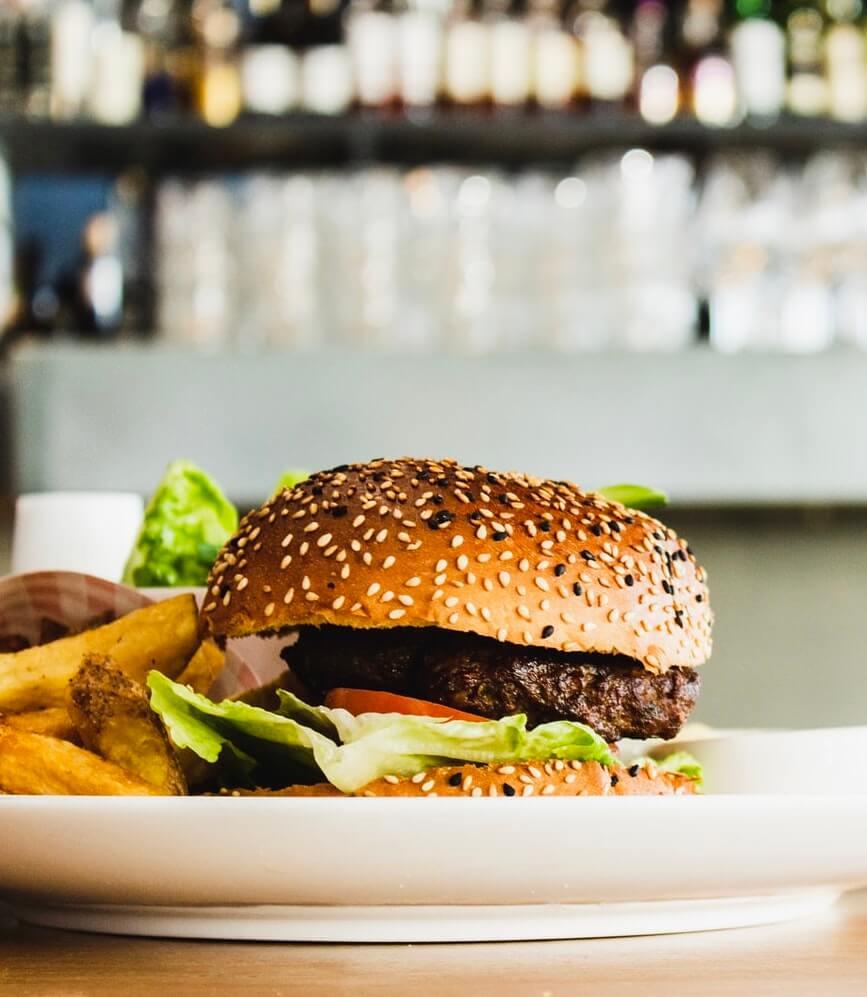 Wetherspoons Now Has 'Meaty' Vegan Burgers