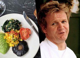 Gordon Ramsay Restaurant Serves Up Vegan Egg Breakfasts