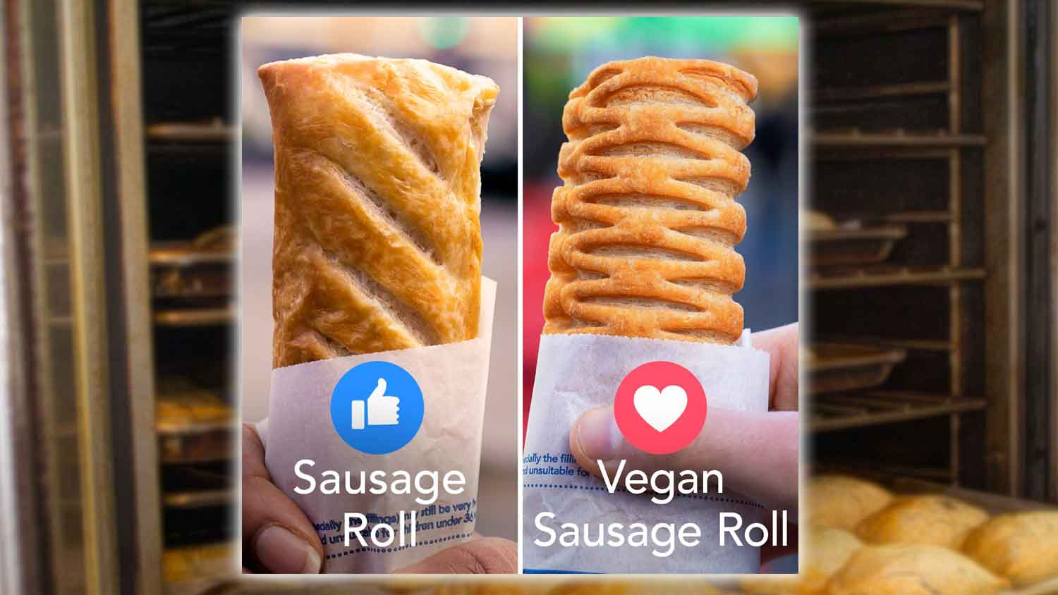 People Love Greggs Vegan Sausage Roll More Than the Original