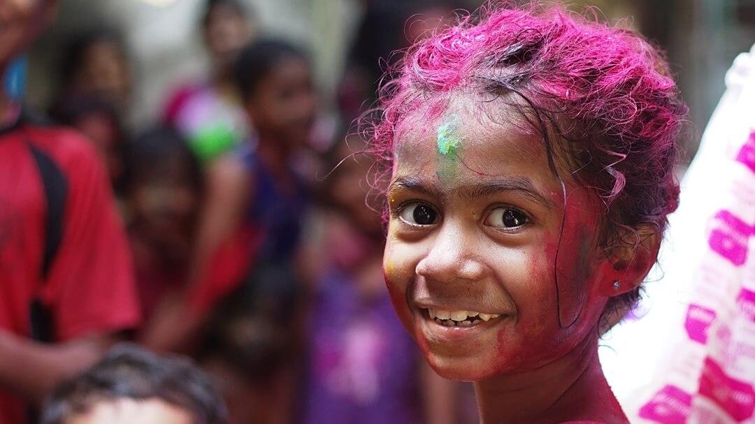 How to Celebrate Holi Fest the Vegan Way