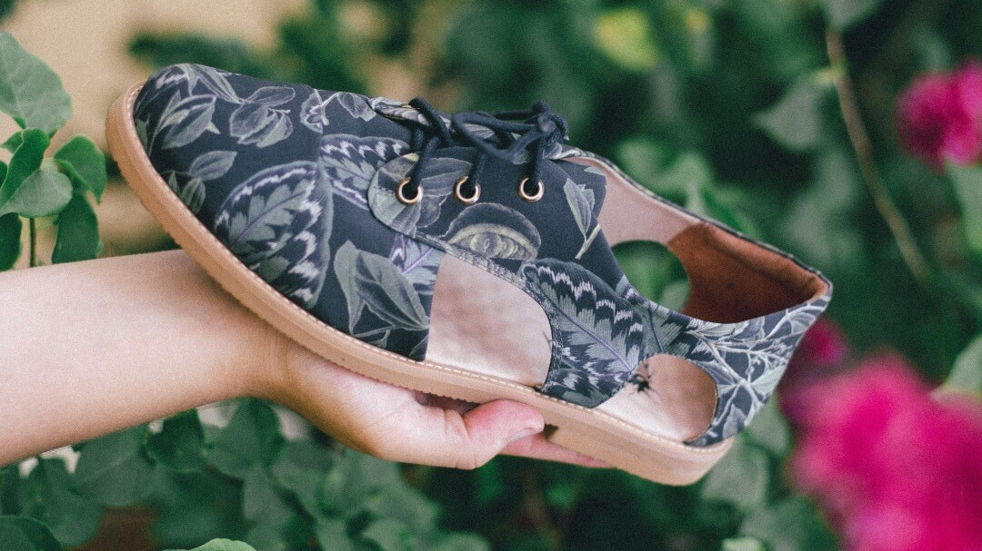These Vegan Shoes Are Made From Old Plastic Bottles