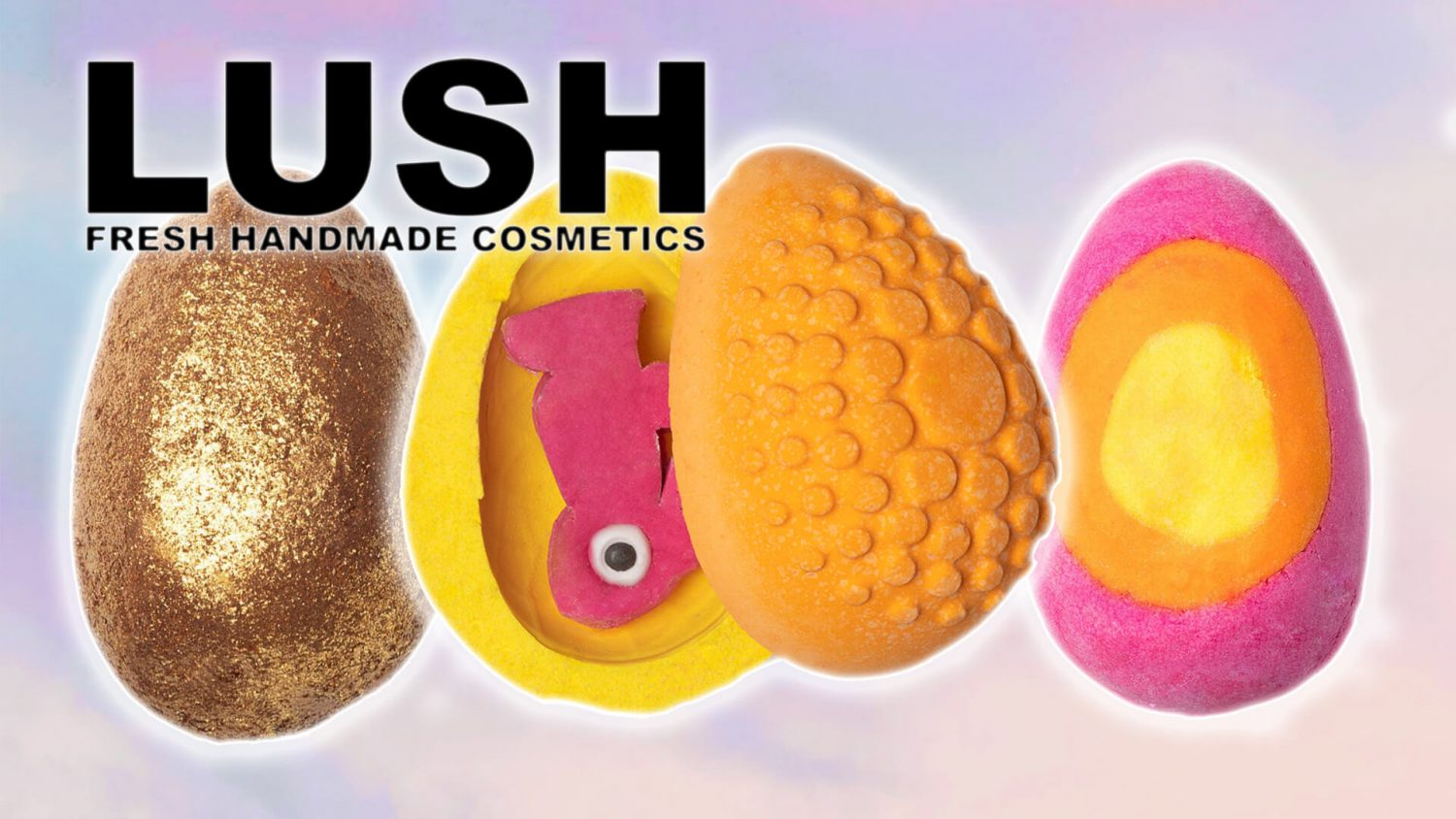 The Complete Guide to LUSH's Vegan Easter Products