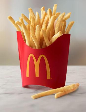 Vegan Guide to McDonald's