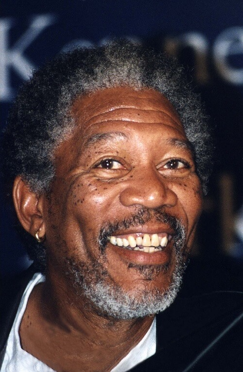 Morgan Freeman Is Running a 124-Acre Sanctuary for Bees