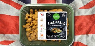 There's About to Be Way More Vegan Chicken in the UK