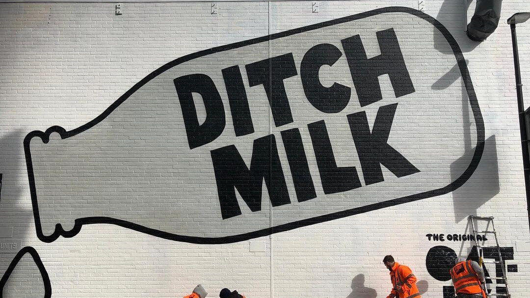 You'll Switch to Vegan Milk After You See This Billboard